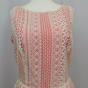 Gianni Bini Back Cutout Dress Size Small